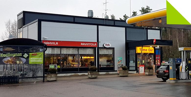 Nummenkylän huoltoasema